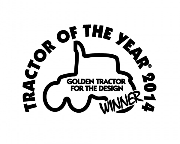 "LAMBORGHINI TRATTORI VINCE IL ""GOLDEN TRACTOR FOR THE DESIGN"""