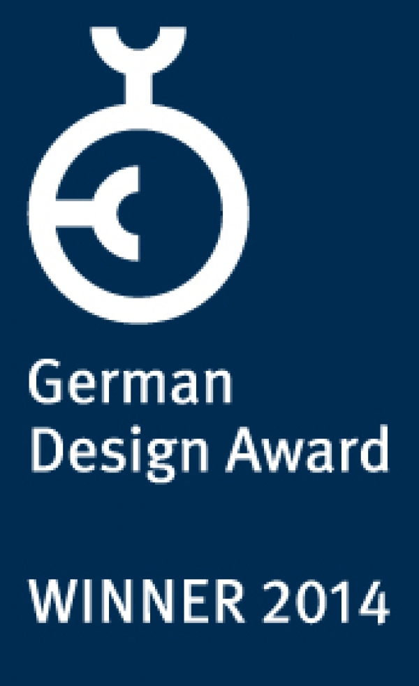 DEUTZ-FAHR SERIES 6 AND MAXIVISION CAB WIN THE GERMAN DESIGN AWARD 2014